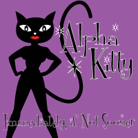 Alpha Kitty — Immediately, if Not Sooner CD Cover Art