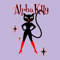 Alpha Kitty — You Don't Go Away Single Art